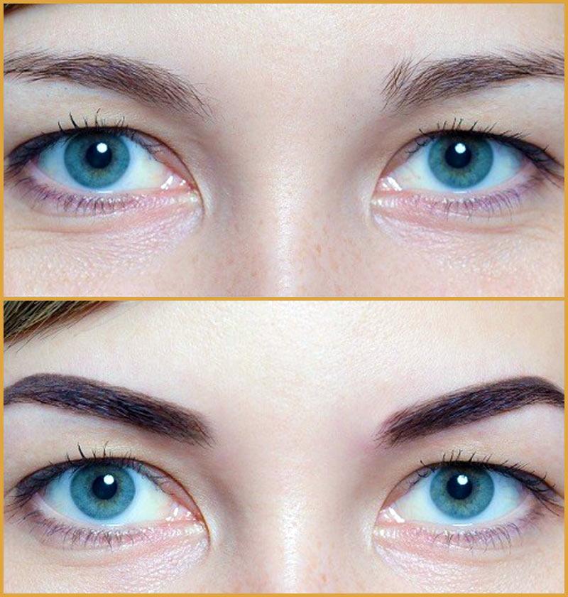 Augenbrauen Galerie